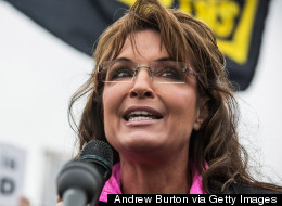 Sarah Palin Ticketed For Speeding, Cracks A NASCAR Joke
