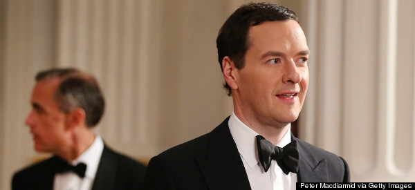 Did Osborne Really Save The Economy? Bank Of England Doesn't Think So..