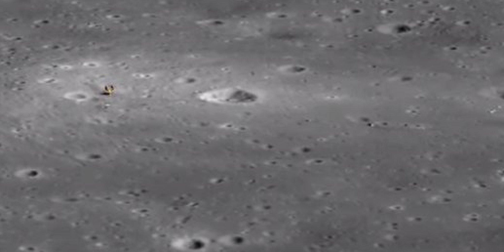 moon landing sites - photo #10