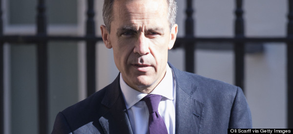 Carney Says UK Economy Must Perform Like A Marathon Runner
