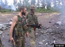 Rebels Shoot Down Two Jets Less Than 20miles From MH17 Crash