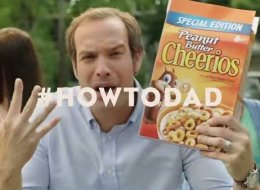Here's 'How To Dad,' According To A Cheerios Commercial