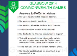 Glasgow 2014 Commonwealth Games: Answers To Frequently Asked Questions