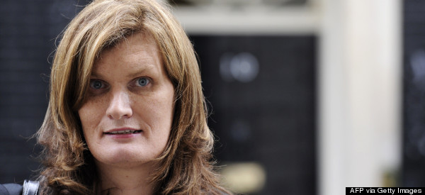 Ex-Ukip MEP Nikki Sinclaire Charged With Money Laundering