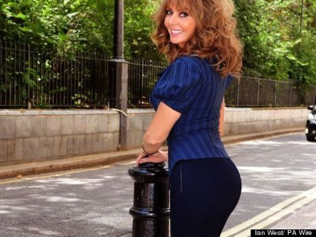 Is Carol Vorderman's Rear Of The Year Award An Insult Or Inspiration For Older Women?