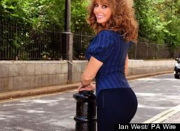 Carol Vorderman's Rear Of The Year 2014: A Triumph For Older Women Or A Slap In The Face For Feminism?