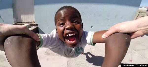 Reunion Between Volunteers And South African Orphans Brings Biggest Smiles We've Ever Seen On Screen