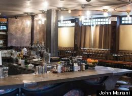 Bacchanal Brings Fine Dining To New York's Bowery