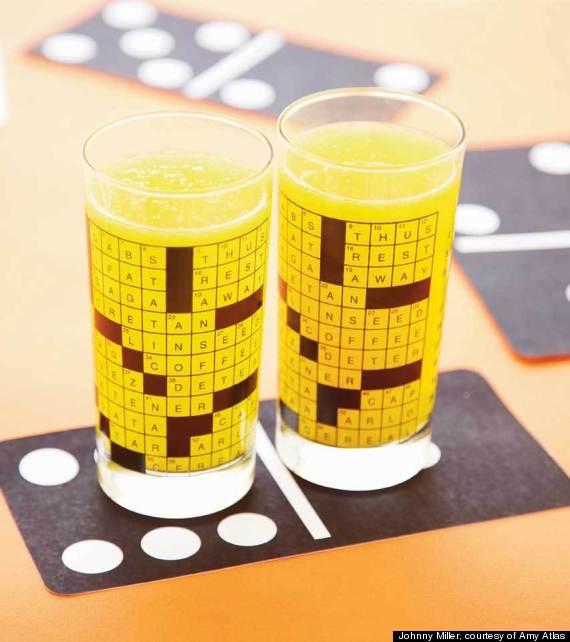 crossword cups