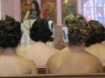 Naked Bridemaids