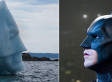 Iceberg Off Newfoundland Looks Exactly Like Batman
