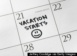 5 Things to Do Before Leaving the Office for Vacation