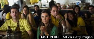 BRAZIL BAR SOCCER