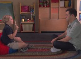 This 7-Year-Old Has Some Wise Parenting Advice For Jimmy Kimmel