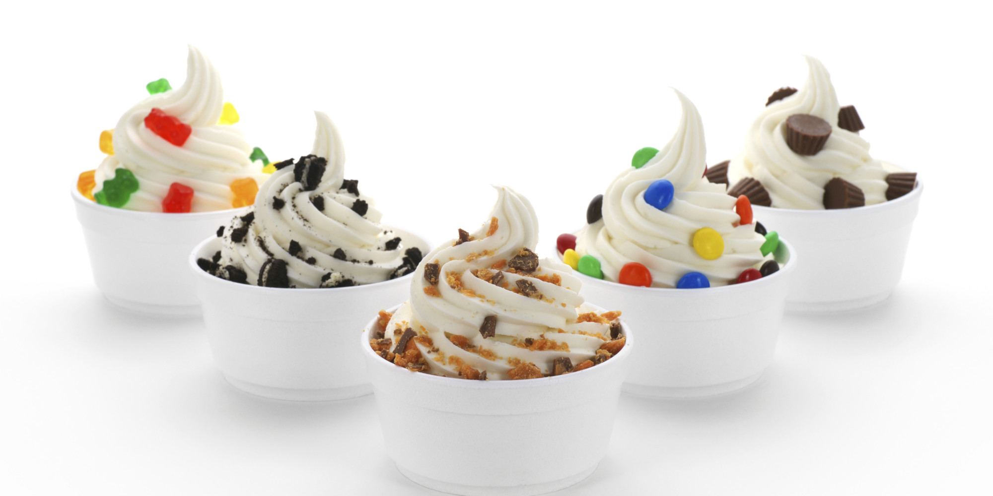 the best and worst fro yo toppings huffpost. Black Bedroom Furniture Sets. Home Design Ideas