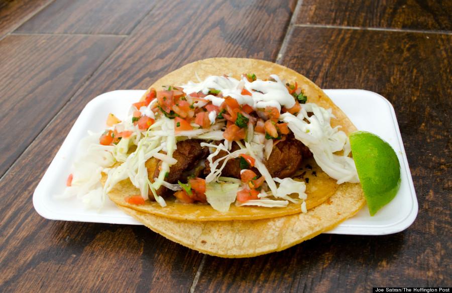 kotija taco