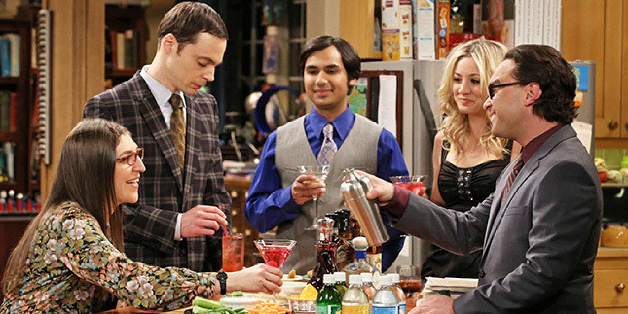 'The Big Bang Theory' Has Some Big Changes In Store For ...