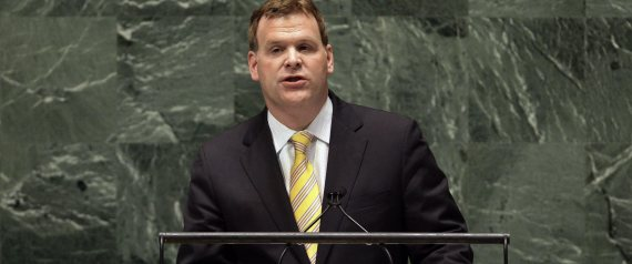 JOHN BAIRD UNITED NATIONS