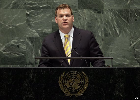 john baird united nations