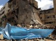 Gaza Suburbs In Rubble As Israeli Bombardment Continues