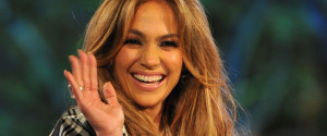 Jennifer Lopez Laughs