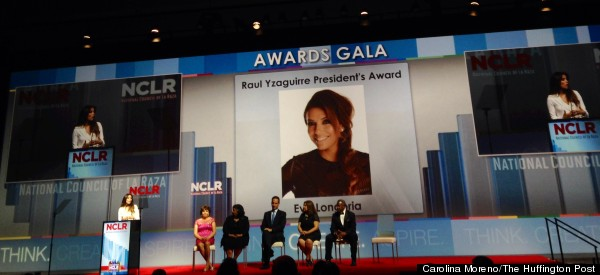 Eva Longoria Tells America Latino Doesn't Mean Immigrant