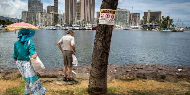 Vandalism Causes 103 000 Gallons Of Raw Sewage To Surge