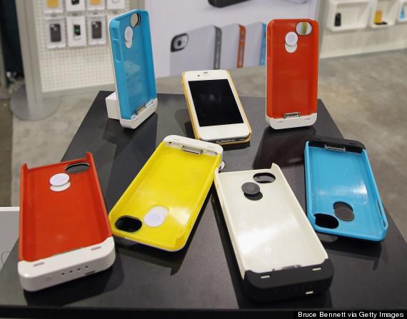 phone battery case