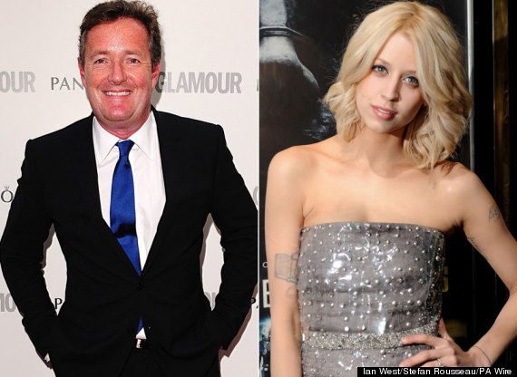 piers morgan peaches geldof