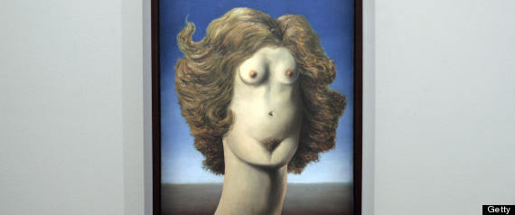 the rape magritte