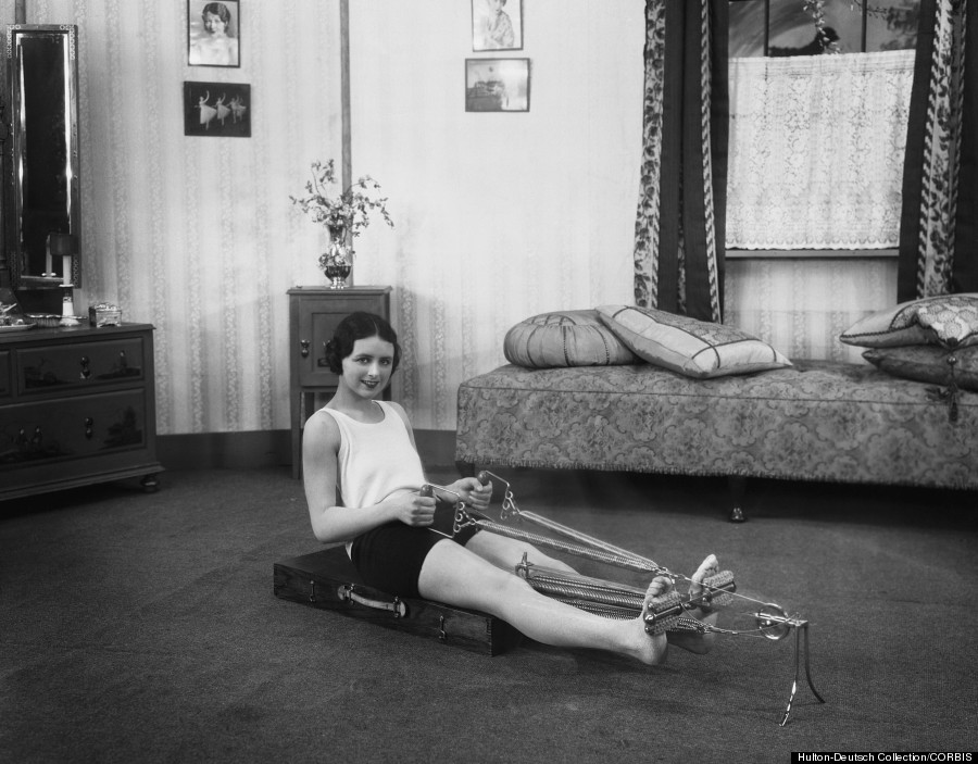 Here S What Your Living Room Workout Would Have Looked