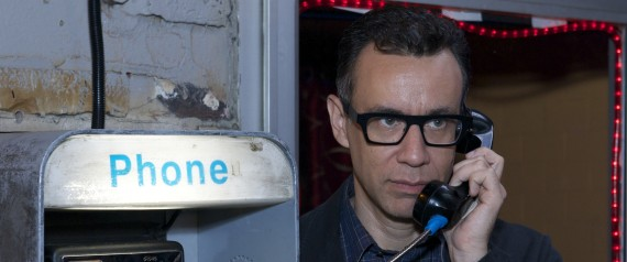 FRED ARMISEN PAYPHONE