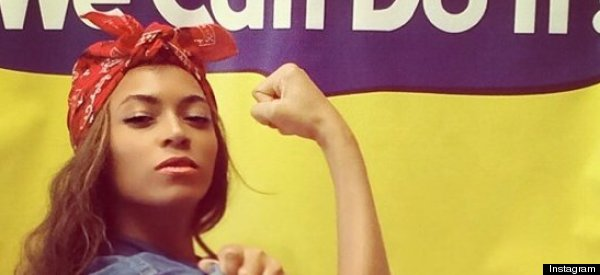 The Kerfuffle Over Beyonce Posing as Rosie the Riveter Shows We Need to Stop This Feminist Infighting