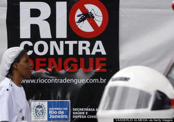 dengue brazil