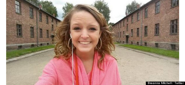Auschwitz Selfie Girl: 'I Don't Think I Would Do Anything Differently'