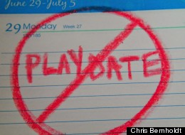 Banish The Playdate