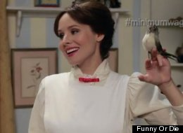 Kristen Bell's Mary Poppins Needs A Raise