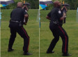 Toronto Police Officer Dances Like Nobody Is Watching (VIDEO)