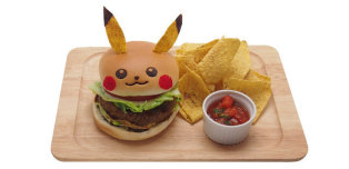 Tokyo Restaurant Serves Food Shaped Like Pikachu