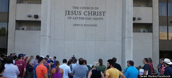 Group Conducts Mass Resignation From LDS Church