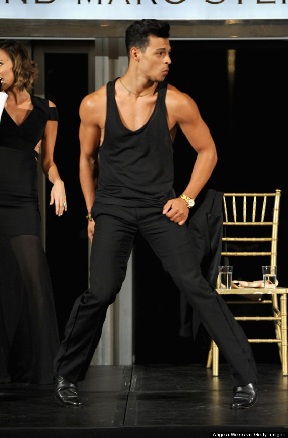 how to become a male exotic dancer