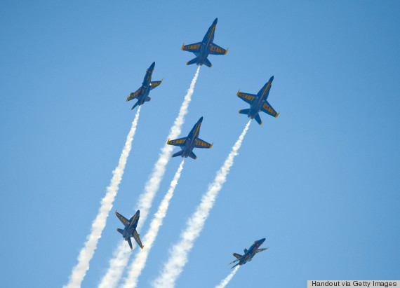 blue angels florida