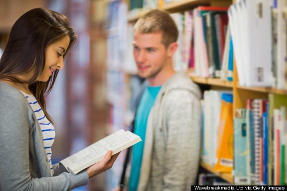 flirting reading