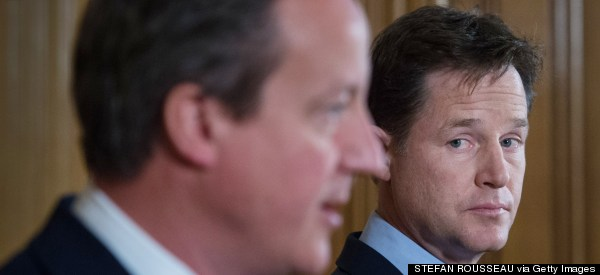 Clegg May Stick With Cameron After The Next Election After All