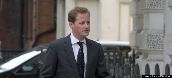Prince William's Best Pal Found Guilty Of Drink Driving... Again
