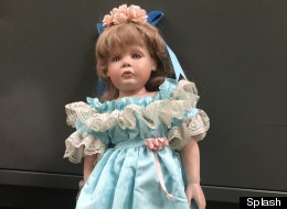 Creepy As Hell Porcelain Dolls Are Being Left Outside Family Homes In California