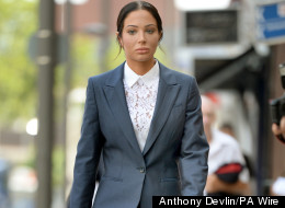 Tulisa Found Guilty Of Assault