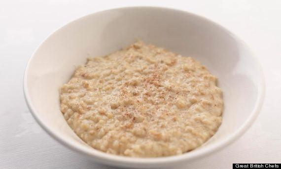 great british chefs porridge