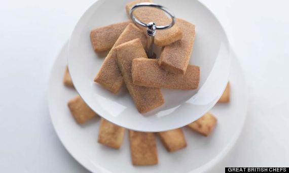 great british chefs shortbread