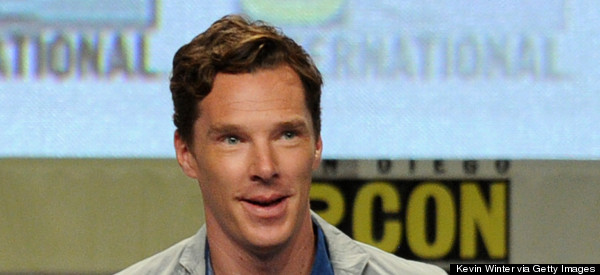 Cumberbatch For The Batmobile?